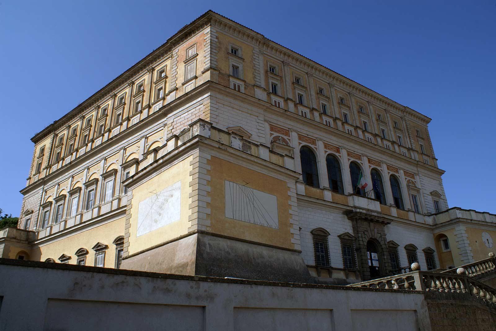 Farnese Palace Caprarola