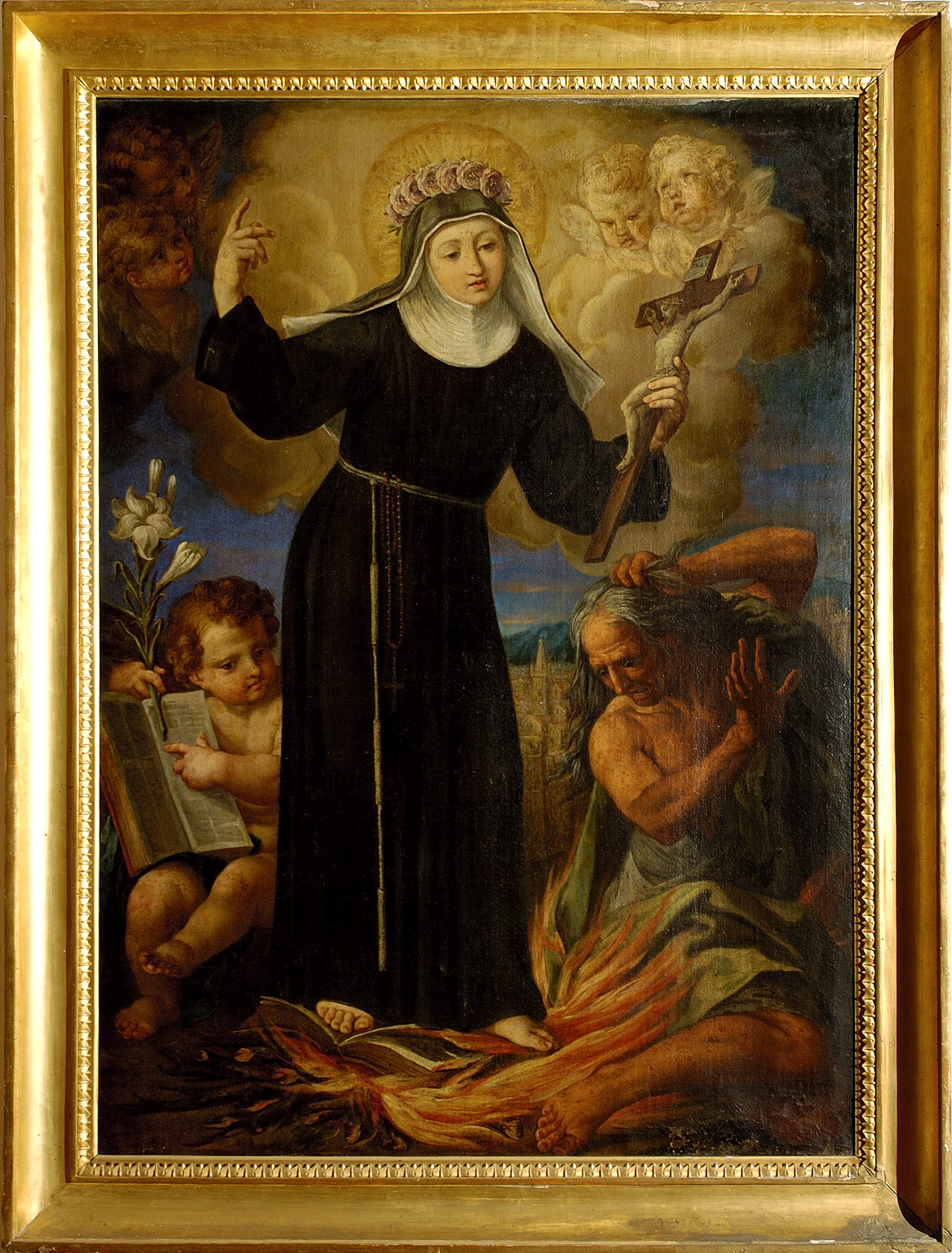 St. Rose of Viterbo
