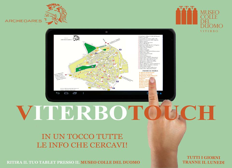 viterbo-touch