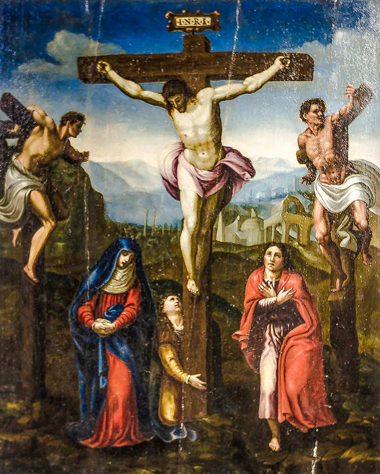 Crucifixion of Viterbo