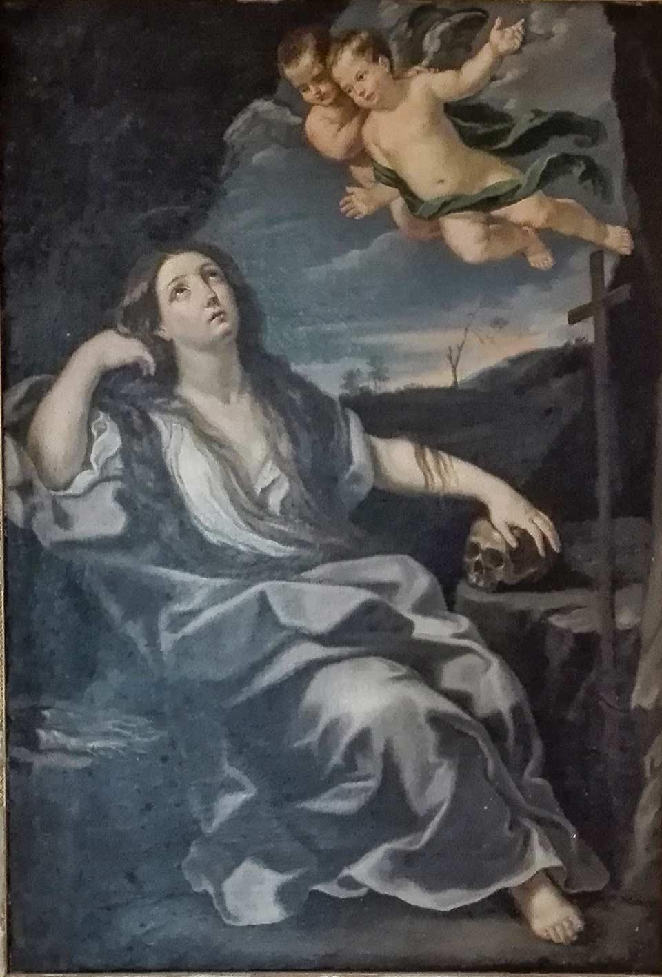 Maddalena penitente - Guido Reni