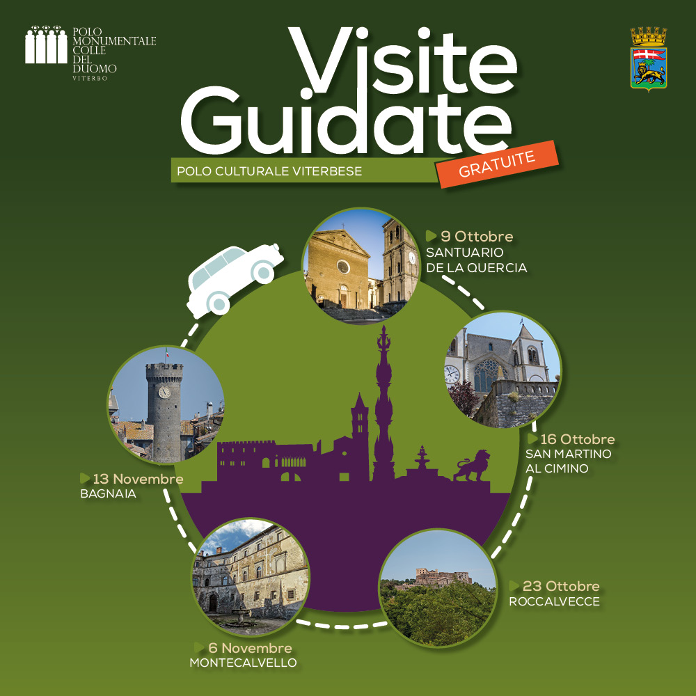 visite polo culturale viterbese