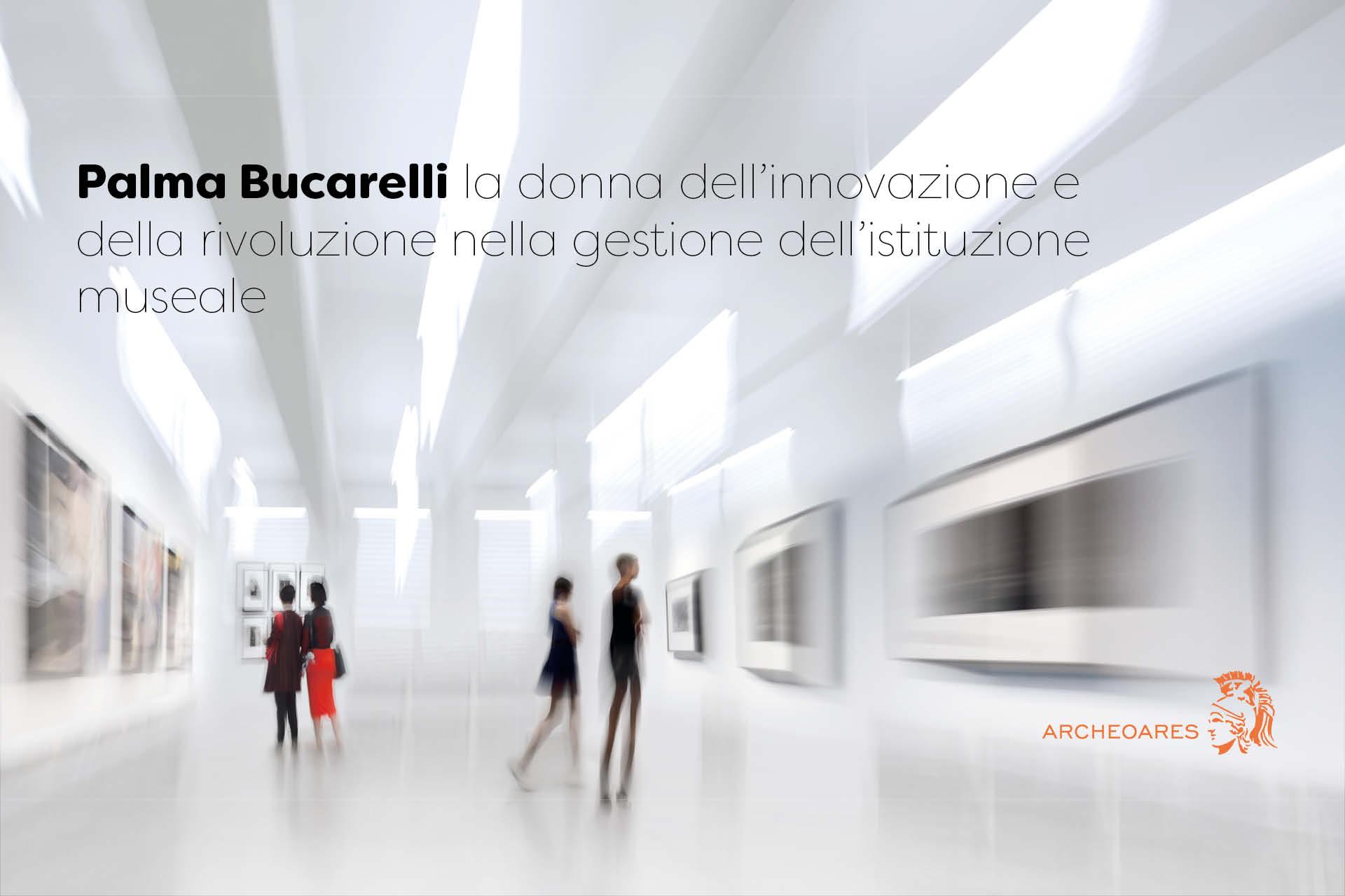 Centro Ceramica Di Sacco Lorenzo C Snc.Palma Bucarelli La Donna Dell Innovazione E Della