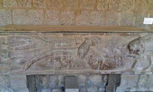 Il sepolcro di Ruggero degli Ubaldini