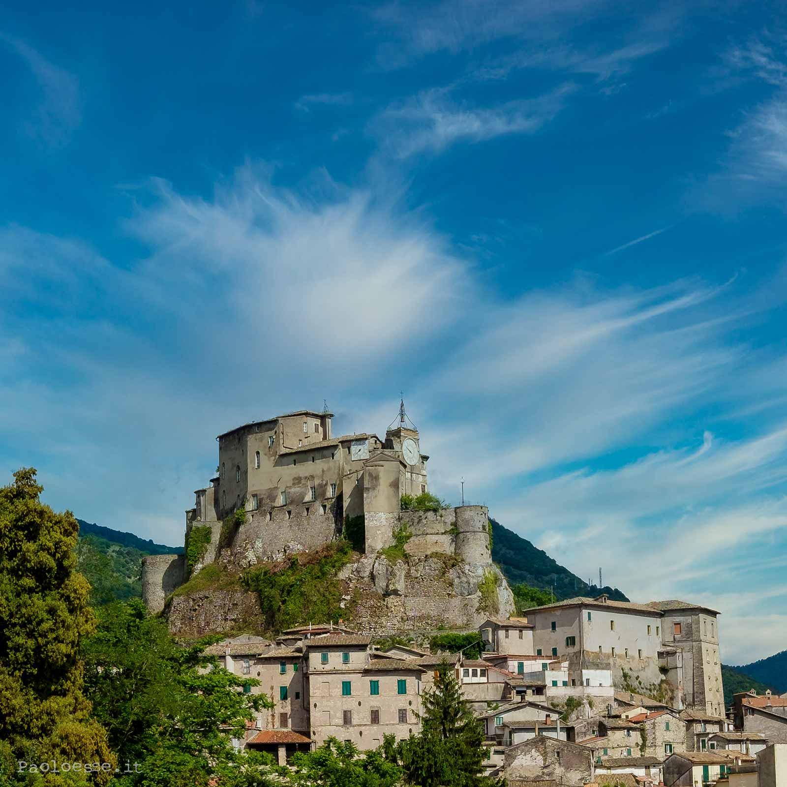 Rocca di Subiaco